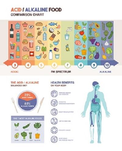 Acid-Alkaline-Diet-Chart