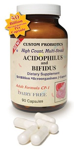 custom probiotics cp-1