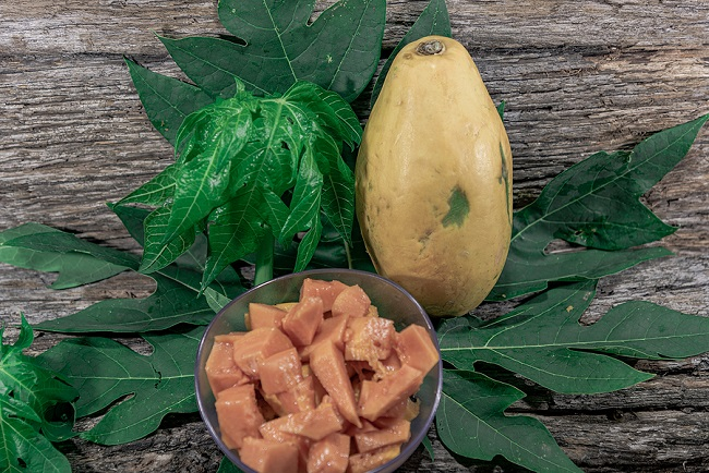 Whole-Papaya