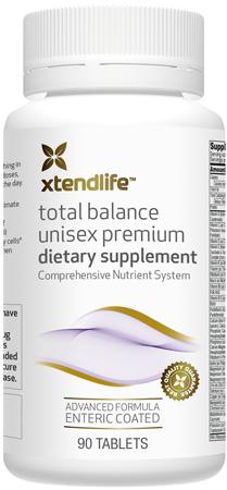 total balance vitamin