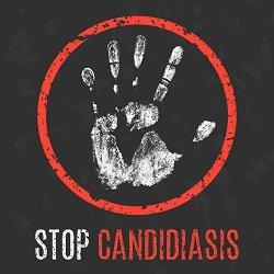 stop candidiasis