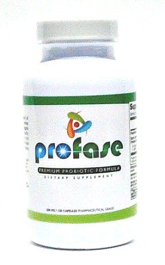 profase probiotic for yeast